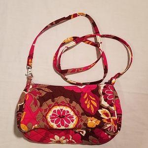 Very Bradley Small Crossbody Handbag